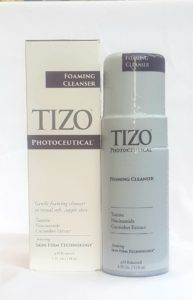 tizo foam cleanser