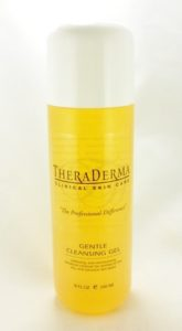 gentle cleansing gel,dry skin