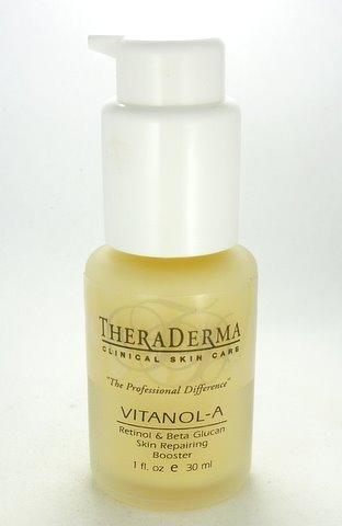 vitamin A,serum,skin lightening